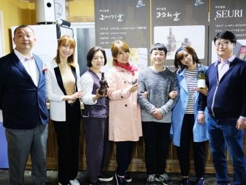 일본 칸사이TV 제주특집방송 촬영을 위해 제주샘酒를 방문해주셨어요