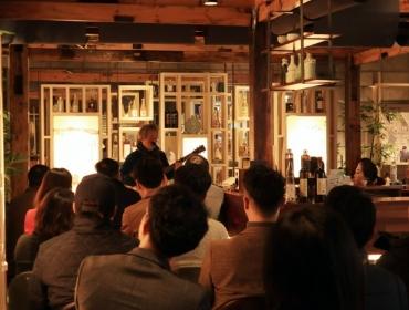술과 음악이 만나는 밤, '전통주 갤러리' 마음콘서트