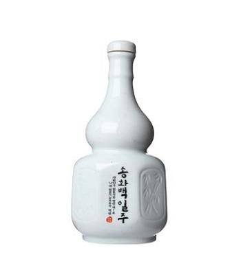 송화백일주