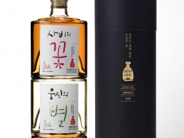 충남문화산업진흥원, '백제명주' 상품 출시
