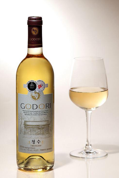 고도리 청수 와인