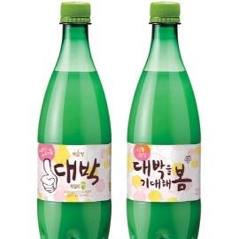 국순당 '봄 에디션' 막걸리 2종 출시