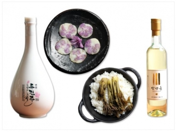 봄엔 이 술을 마셔야…입맛 돋우는 제철음식과 전통주