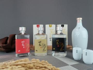 대통령상 받은 소주 '미르'의 맛··· 전통주 현대화 앞장서는 용인 '술샘'