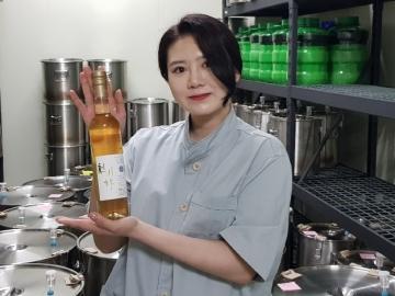[행복한 청년 농부] 김담희 (주)좋은술 팀장, '천비향' 백화점 고급주류로 납품… 젊은이도 즐기는 전통주 만들 것