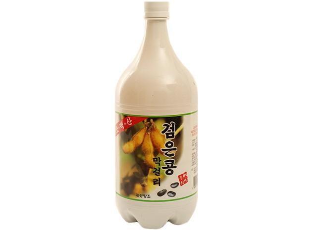 소백산 검은콩 막걸리