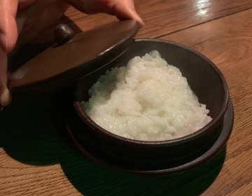 한국술집 안씨막걸리