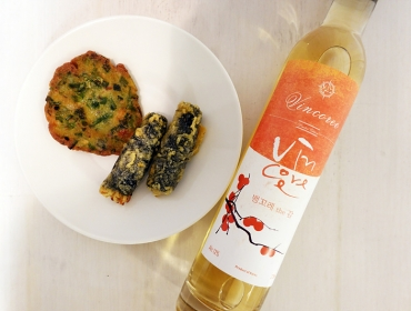 나보영의 한국 와인 이야기 #1 – 남은 전에는 상큼한 감 와인