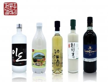 전통주갤러리 [이달의 시음주]  정성이 빚어낸 선물, 11월 충청북도의 술