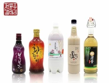 전통주갤러리 [이달의 시음주] 지역 재료의 장점을 살린 전통주의 '참'맛, 2월 전라북도의 술