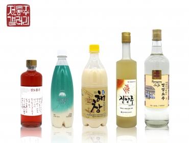 전통주갤러리 [이달의 시음주] 3월, 과거와 현재를 잇는 전라남도의 술
