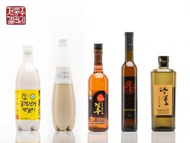전통주갤러리 [이달의 시음주] 5월, 경상남도/부산/울산 지역의 우리 술