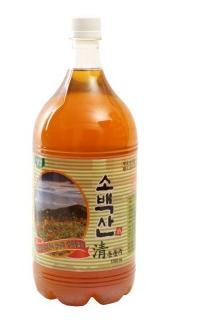 소백산 청 동동주